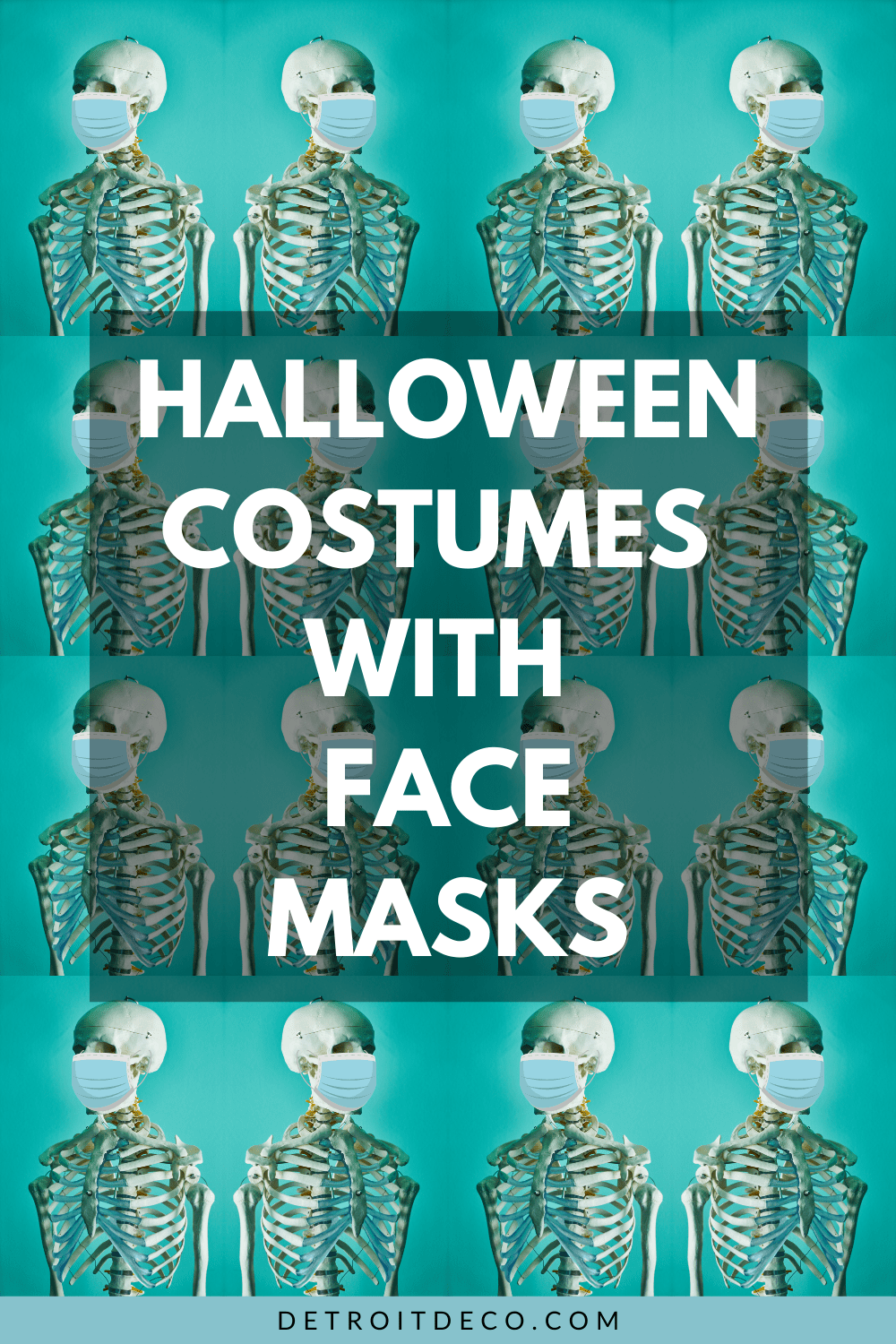 link to post costumes with face masks